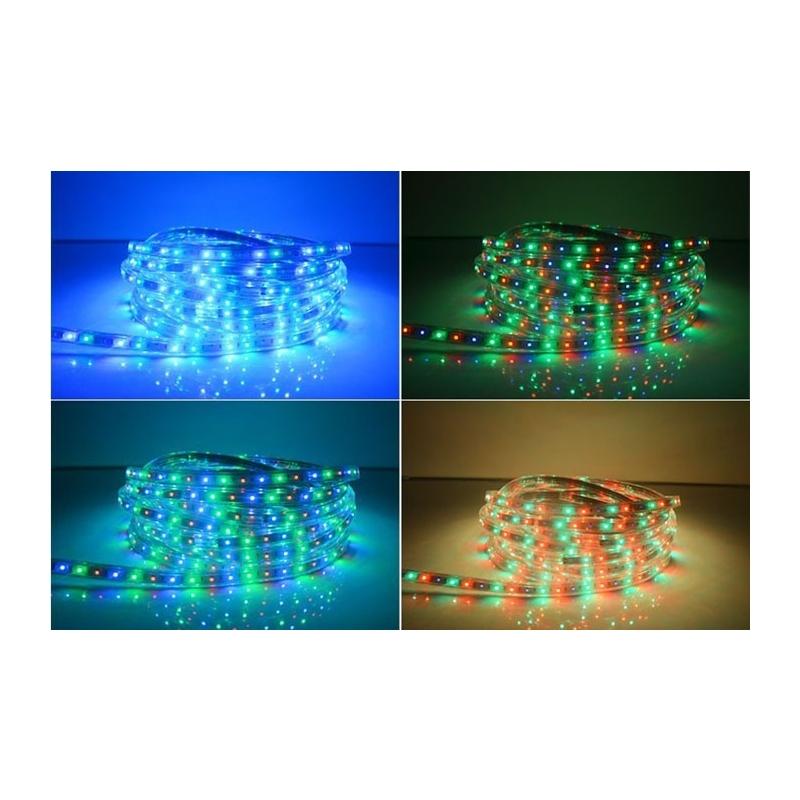 9b9f6bd7fd0 Riba painduv 3528 SMD 60LEDi/m IP65 220V RGB