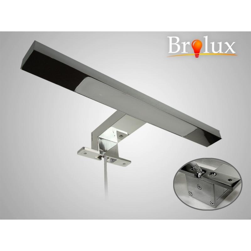 bac6cd4eada LED Vannitoa valgusti 6W IP44 Soe valge @ Ledproff