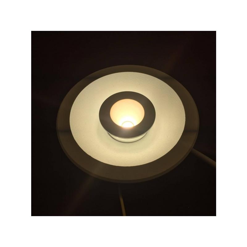 9db11b69910 Süvistatav valgusti ümmargune 5w+3w soe valge päevavalge @ Ledproff