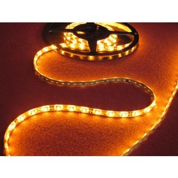 kollane LED riba