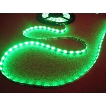 roheline LED riba