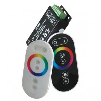 Kontroller RGB valgustile 288W 24A ring pult