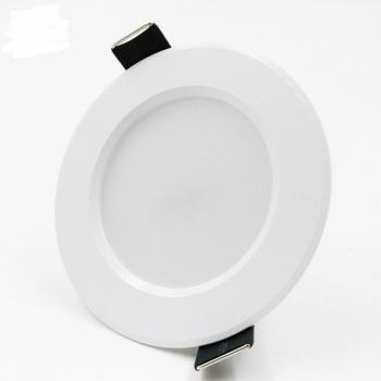 LED Süvistatav valgusti 7W 220V naturaalne valge