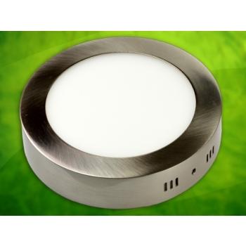 LED Paneelvalgusti 18W Neutraalne valge Ümar