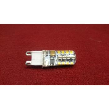 G9 Pulkpirn SMD 3014 64 LEDi 3W 220V Soe valge