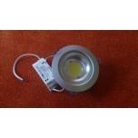 Süvistatav valgusti 5W COB LED 220V Soe valge