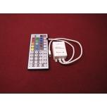 Kontroller RGB ribale 72W  3x2A 44 key pult