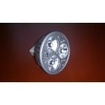 MR16 Kohtpirn 3x1W LEDi 3W 12V Soe valge