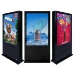 192x128 Pikslit P6 SMD Väline RGB LED-ekraan