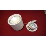 LED Pinnapealne ümr valgusti 6W 220V soe valge