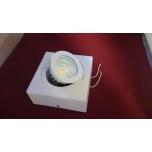 LED Pinnapealne valgusti 12W 220V valge valgus