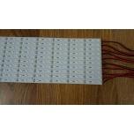 LED Riba latt 12V 5630 72 led 1m Külm valge