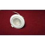 LED Süvistatav valgusti 8W 220V Soe valge