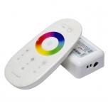 RGB Kontroller Dimmer Sensoriga Valge