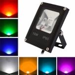 Prožektor 10W IP66 RGB