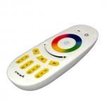 Kontrolleri pult RGBW 2,4G RF neli kanalit