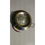 Süvistatav valgusti 110A 15 LED 1,5W Külm valge