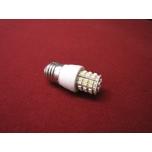 E27 Pulkpirn SMD 3528 48 LEDi 3W 220V Soe valge