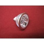 MR16 Kohtpirn 4x1W LEDi 4W 12V Soe valge