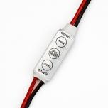 Kontroller ühevärvilisele ribale 72W  12A mini